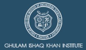 Ghulam Ishaq Khan Institute